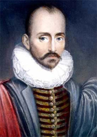 Автор Montaigne Michel de