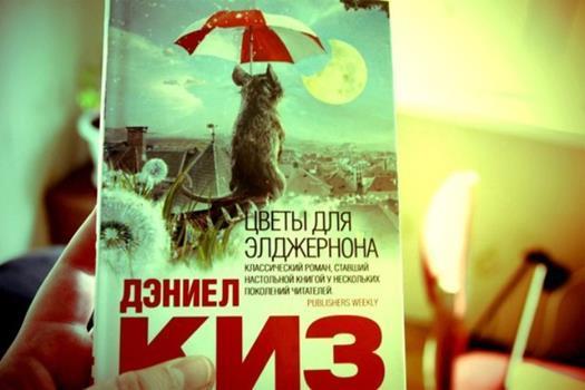 """Картинки по запросу Дэниел Киз """"Цветы для Элджернона"""" фото книги"""