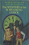 Книга The Mystery of the Screaming Clock