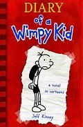 Книга Diary of a Wimpy Kid 1