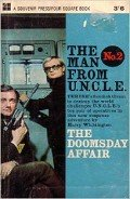 Книга The Man From Uncle 02 - The Doomsday Affair