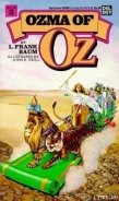 Книга Ozma of Oz