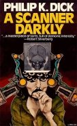 Книга A Scanner Darkly