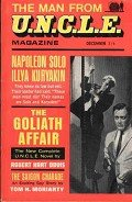 Книга [Magazine 1966-­12] - The Goliath Affair